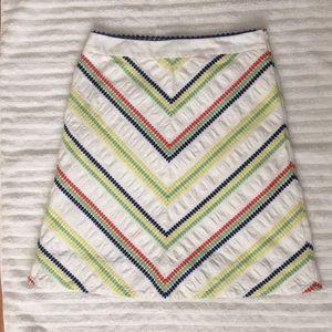 Anthropologie brand Fei size 4 skirt